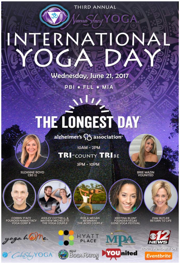 international yoga day south florida